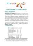 DANAGENE SPIN VIRAL DNA/RNA KIT REF.0612.1 100
