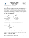 Folleto de Trigonometría