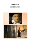 Física General III Ley de Gauss