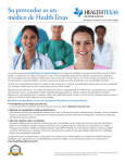 HTPN New Patient Registration Packet (Spanish)
