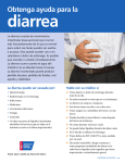 Getting Help for Diarrhea (Spanish)