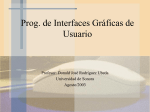 Interfaces Humano-Computadora - Mat.USon