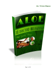 Aloe - Tú Doctor Milagroso - eBook Aloe