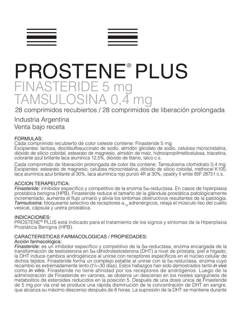 Prostene Plus Indd