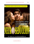 Neuroseducción - Seduccion Infalible