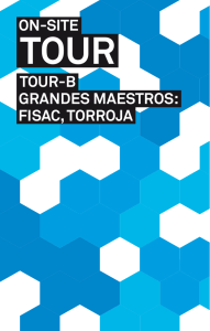 grandes maestros: tour-b fisac, torroja on-site
